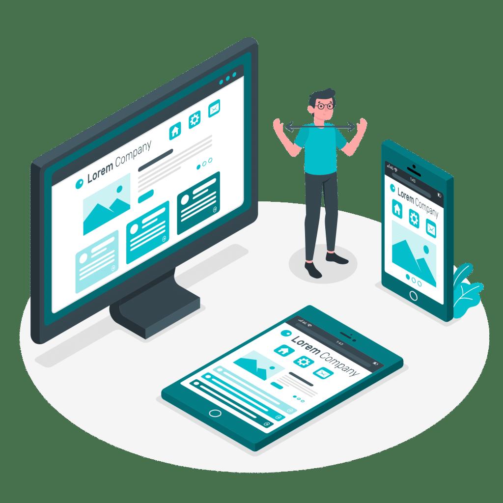 ROAN24 Ответственный веб-дизайн