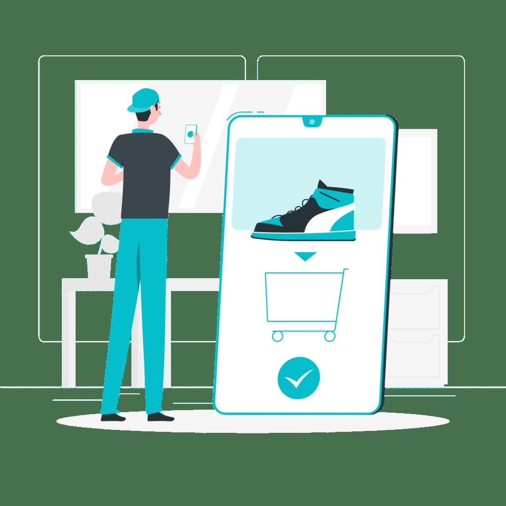 ROAN24 Создание мобильных магазинов