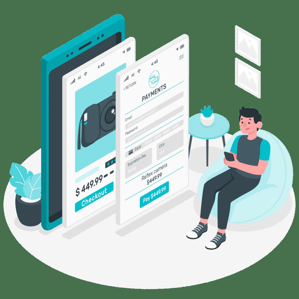 ROAN24 Веб-дизайн магазинов
